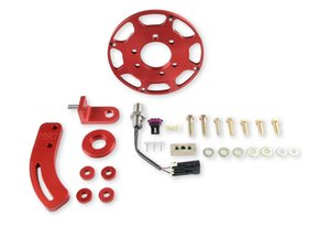 86101 - MSD Chevy Small Block Hall-Effect Crank Trigger Kit