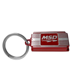 MSD 6AL Key Chain