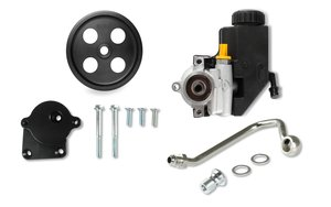 97-382 - Holley Power Steering Kit for Gen III Hemi Swaps