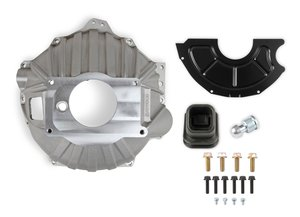 LK4000K - Cast Aluminum Bellhousing Kit for Chevrolet Small Block and Big Block