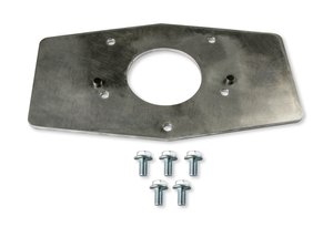 Small Block Chevy Quick Time RM-6093 Steel Midplate with Mounting Ears