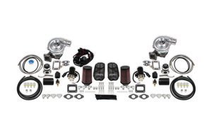 STS1004 - STS Turbo Rear Mount Multi Fit Twin Turbo Kit