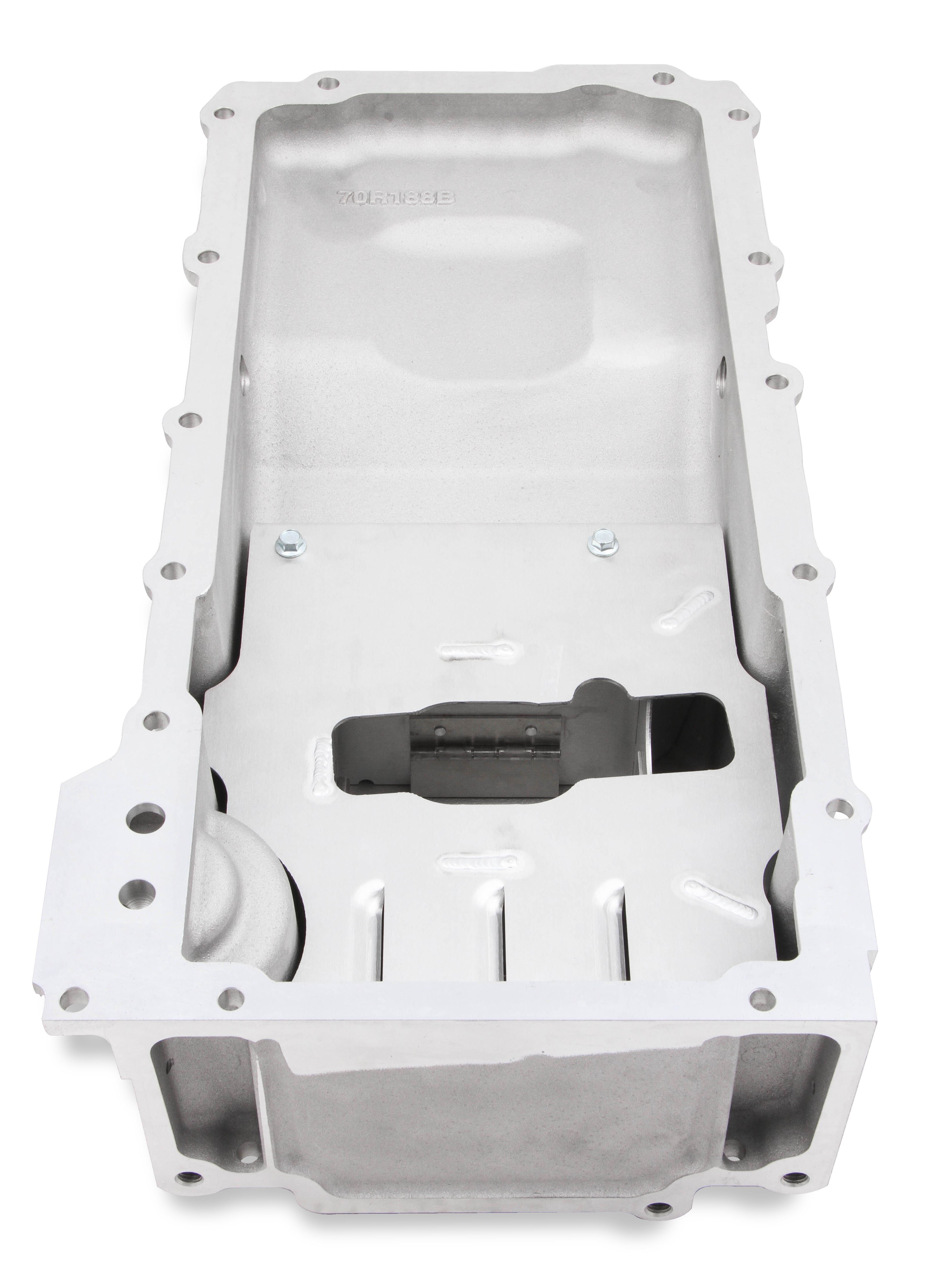Holley 302 12 Gm Ls Retro Fit Oil Pan Baffle Kit