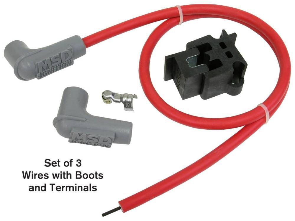31039 - Wire Set, Jet Ski Triple Universal Image