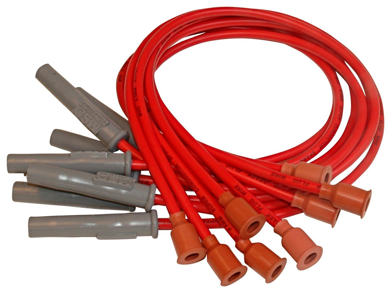 31309 - Super Conductor Spark Plug Wire Set, Chrysler  318-360, Socket Image