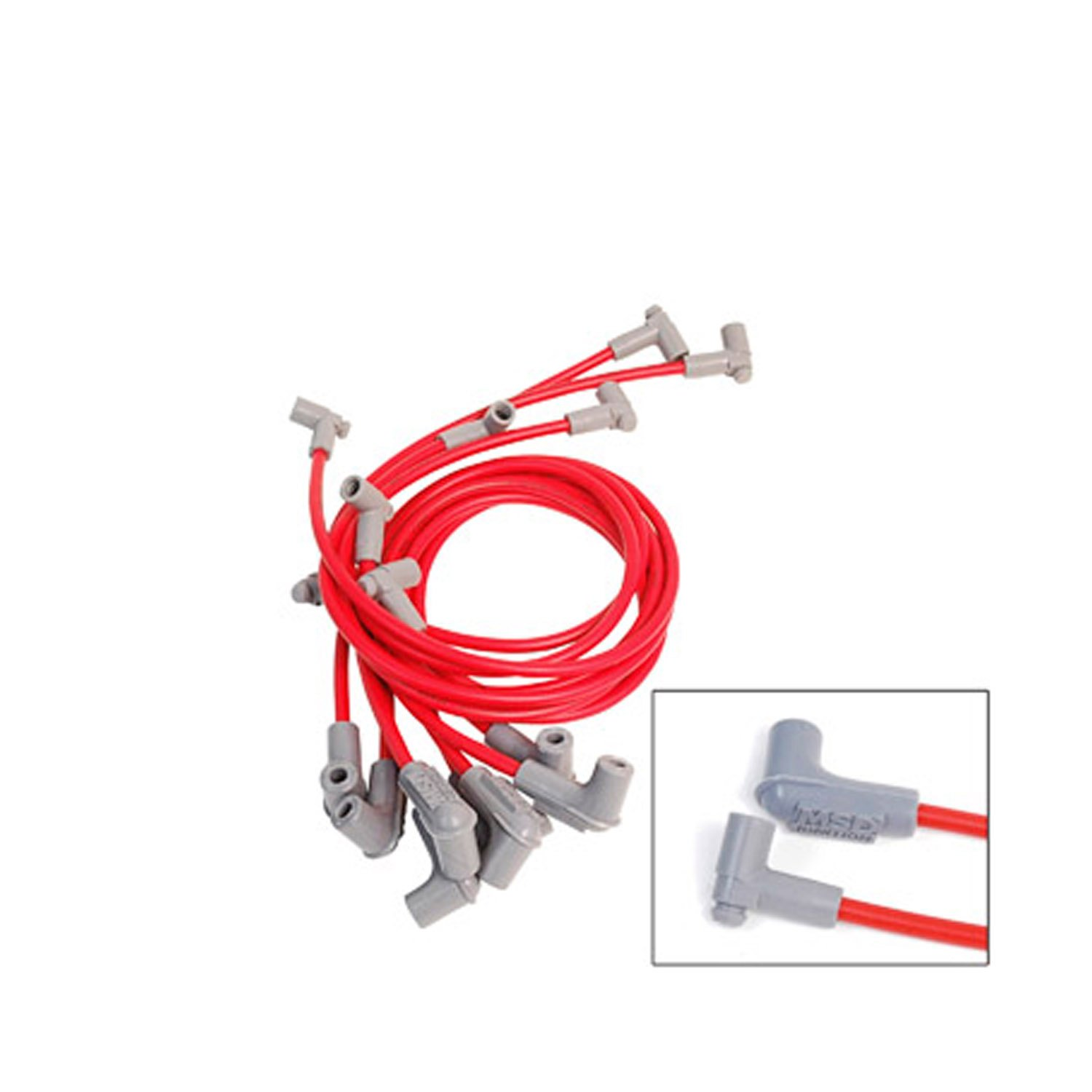 31549 - Red Super Conductor Wire Set, Chevy Sprint Car Image