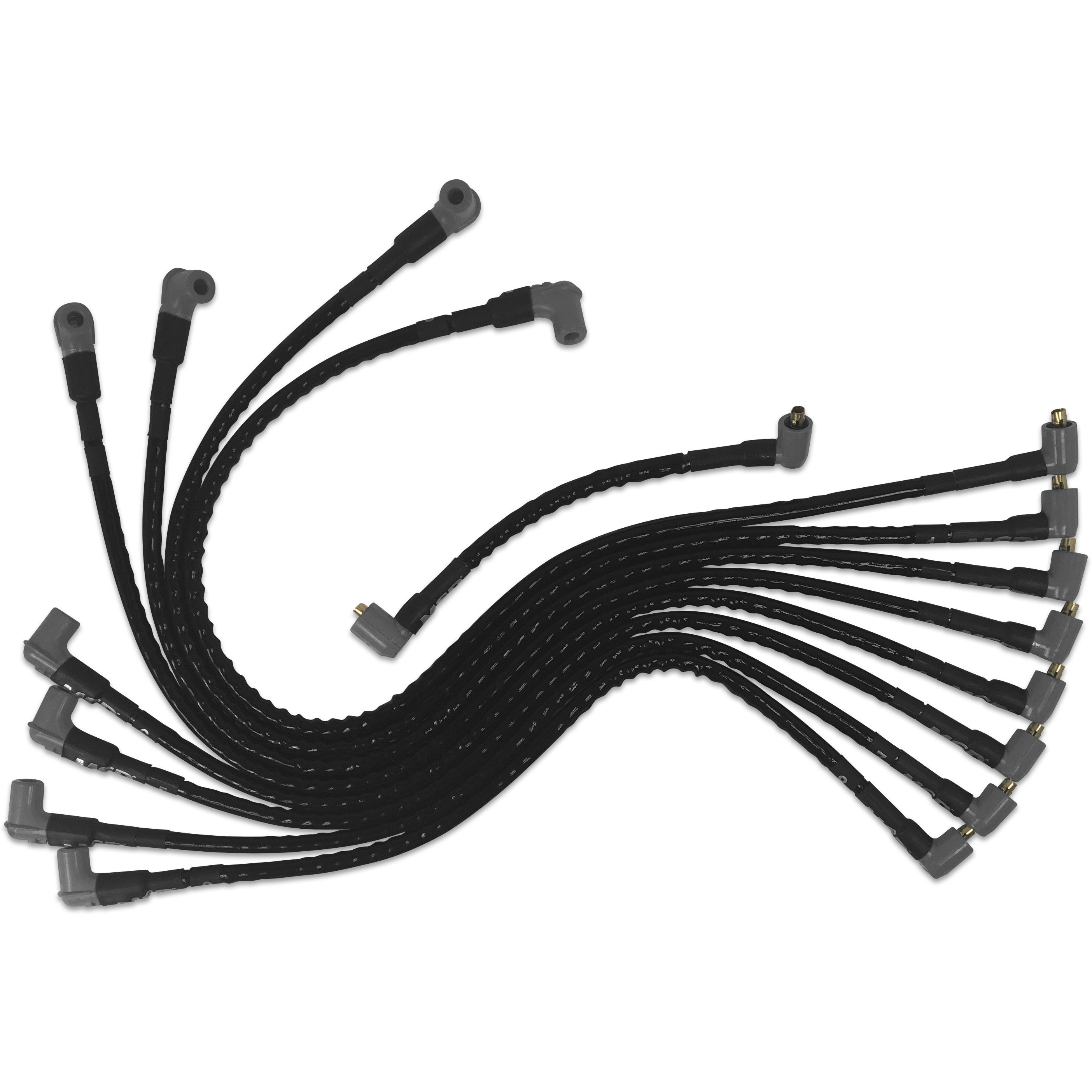 8mm for CHEVROLET BLAZER G10 G20 G30 R10 GMC K1500 Spark Plug Ignition Wire Set