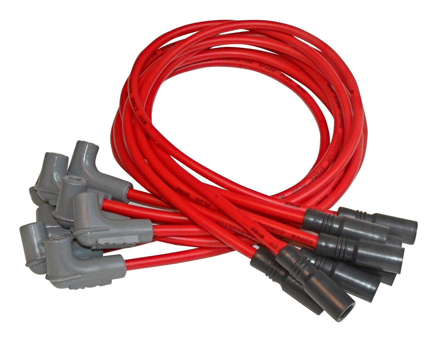 Super Conductor Spark Plug Wire Set, LT1 Camaro '93-'96