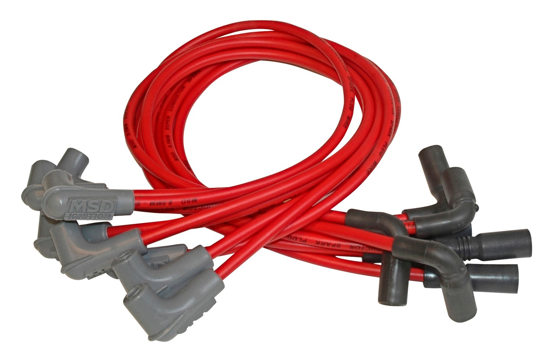 32159 - Super Conductor Spark Plug Wire Set, Caprice/Impala,LT1 5.7/4.3 '94-'96 Image