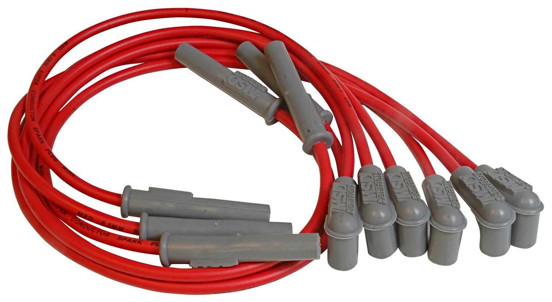 32559 - Wire Set, 8.5mm Super Cond., '00-'04 Pontiac Grand Am, 3.4L V6 Image