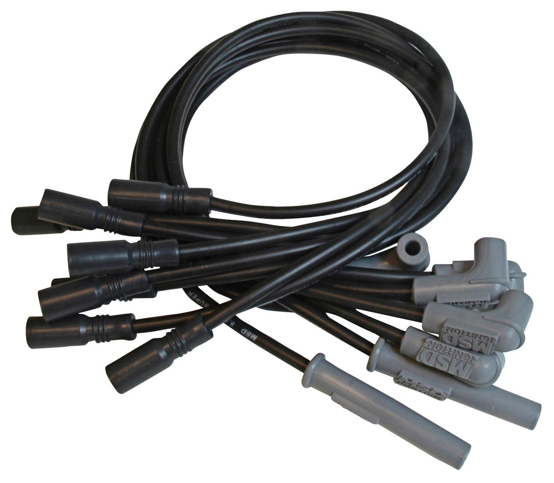 32833 - Wire Set, Black SC, Vortec V-6, 4.3L '98-'99 Image