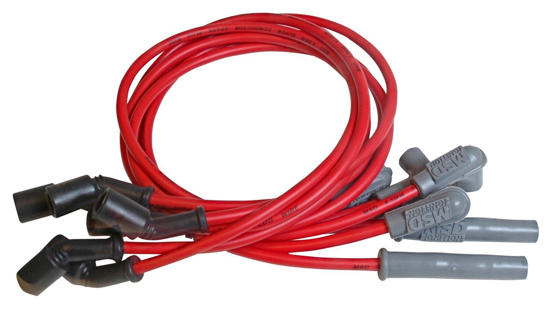 32839 - Super Conductor Spark Plug Wire Set, Vortec V-6, '98-'99 4.3 Liter Image