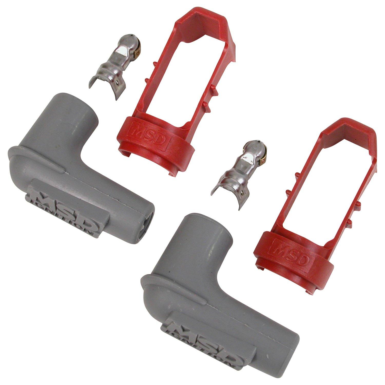 3340 - 2-Cylinder Spark Plug Boot Retainer 13-16 Plug Only Image