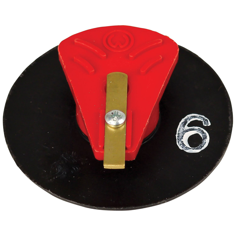 Mallory Rotor-Shutter Wheel, 6 Cylinder