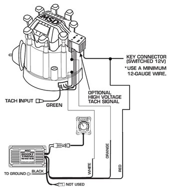 1999 Honda Civic Distributor Wiring Diagram likewise 72 Chevy Starter Wiring Diagram furthermore Points To Hei Conversion Diagram also Msd 6al 6420 Wiring Diagram Gm furthermore Msd Ignition 6al Wiring Diagram. on hei distributor wiring harness