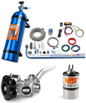 NOS - Nitrous Oxide Systems | Official Website