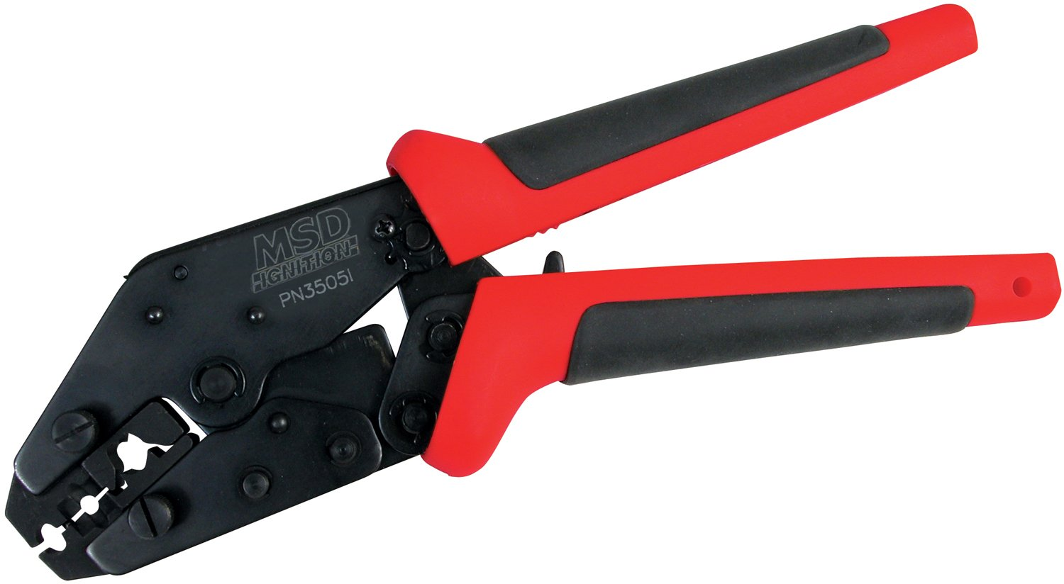 35051 - Pro Crimp Tool, Ratchet Action Image