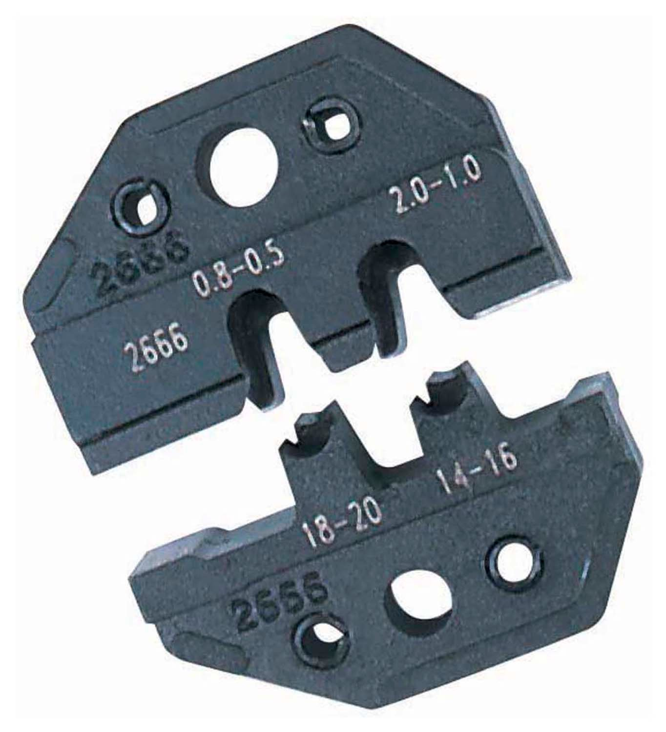 Weatherpak Crimp Jaws, Fits PN 35051