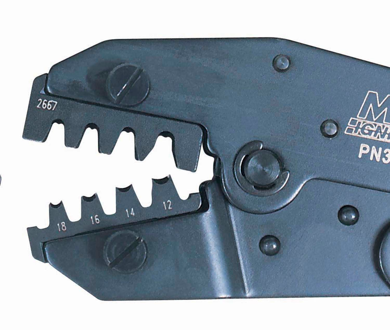 Deutsch Connector Crimp Jaws, Fits PN 35051