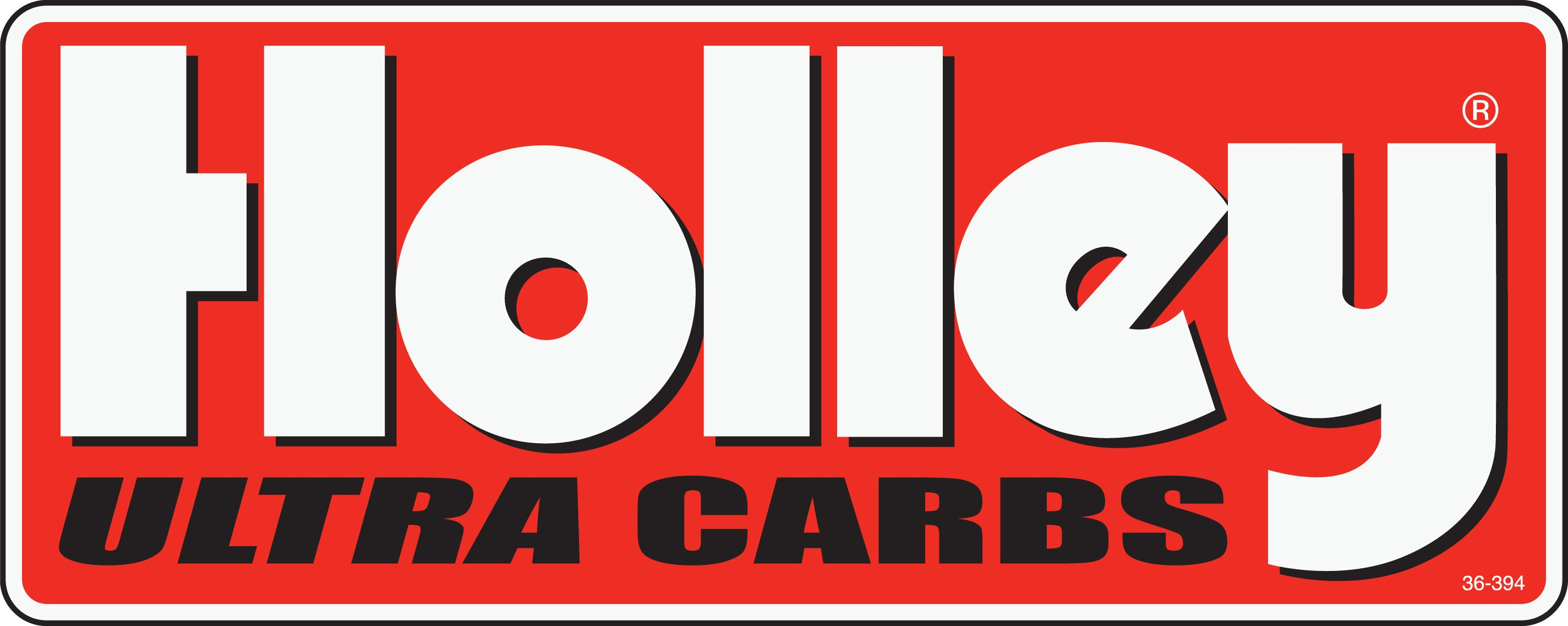 Holley Carbs Decal