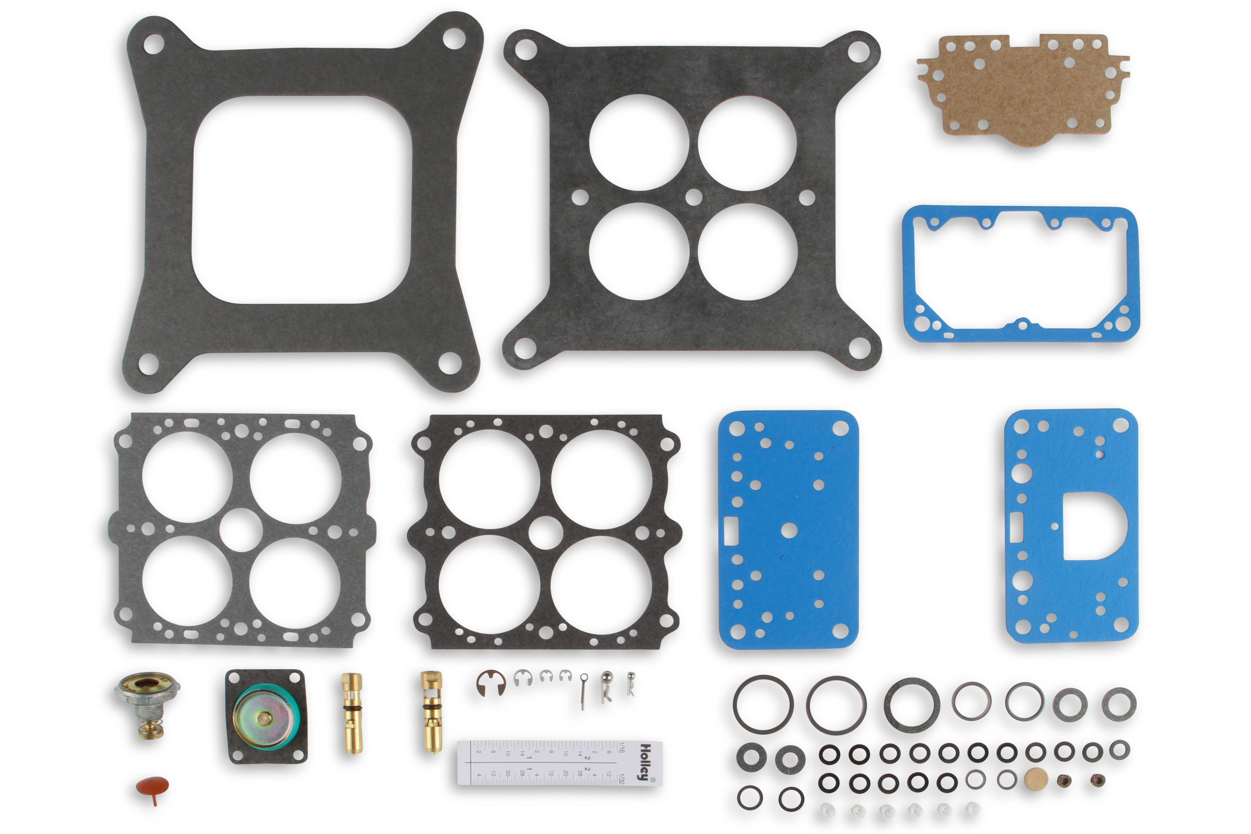 Holley 37-754 Carb Rebuild Kit for 4160 Series 750 CFM