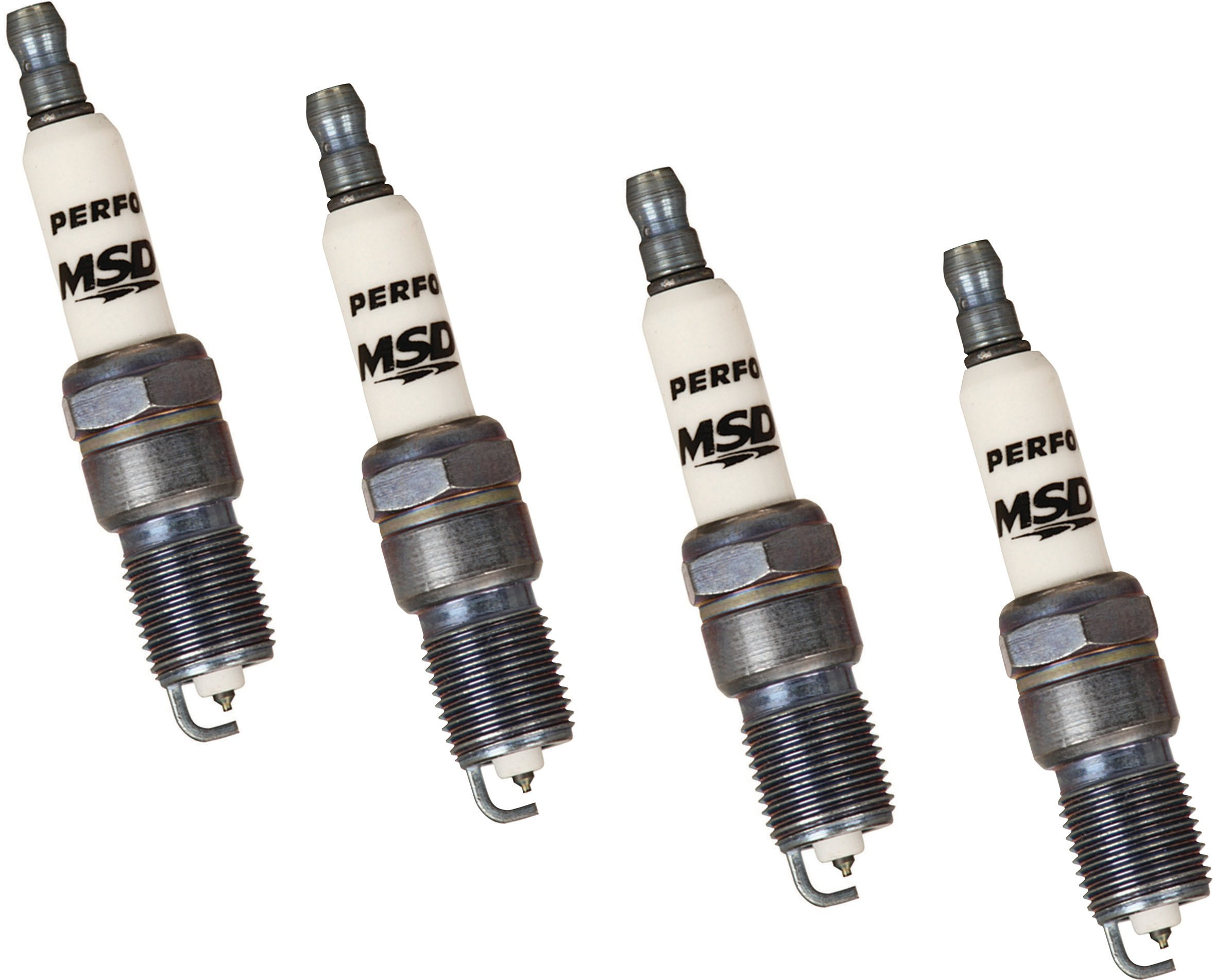 MSD 5574 Street Fire Spark Plug Wire Set