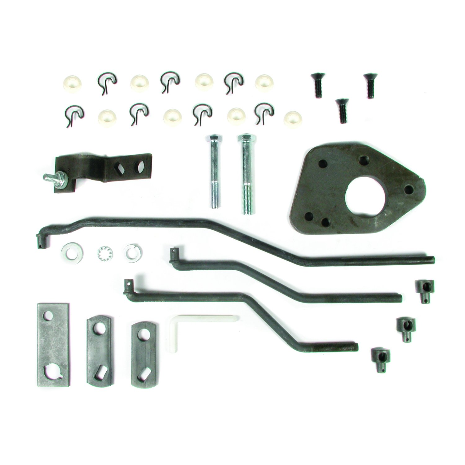 Hurst Competition/Plus 4-speed Installation Kit - Ford