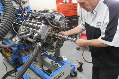 Everything LS camshaft installation