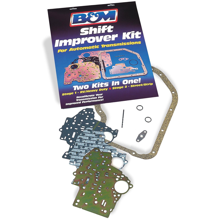 B&M Shift Improver Kit - Ford C6 Transmissions