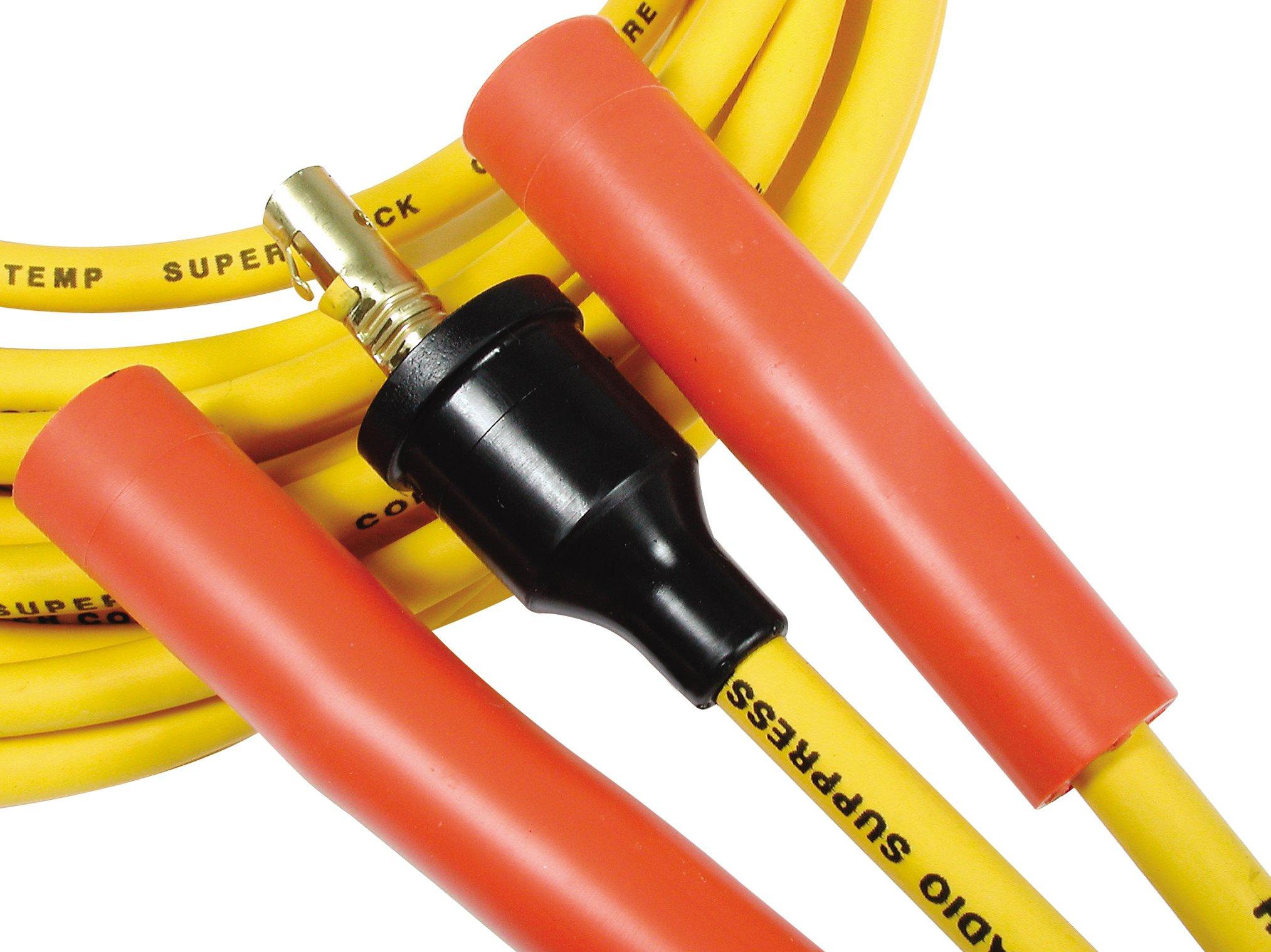 Accel 4038 Spark Plug Wire Set - 8mm