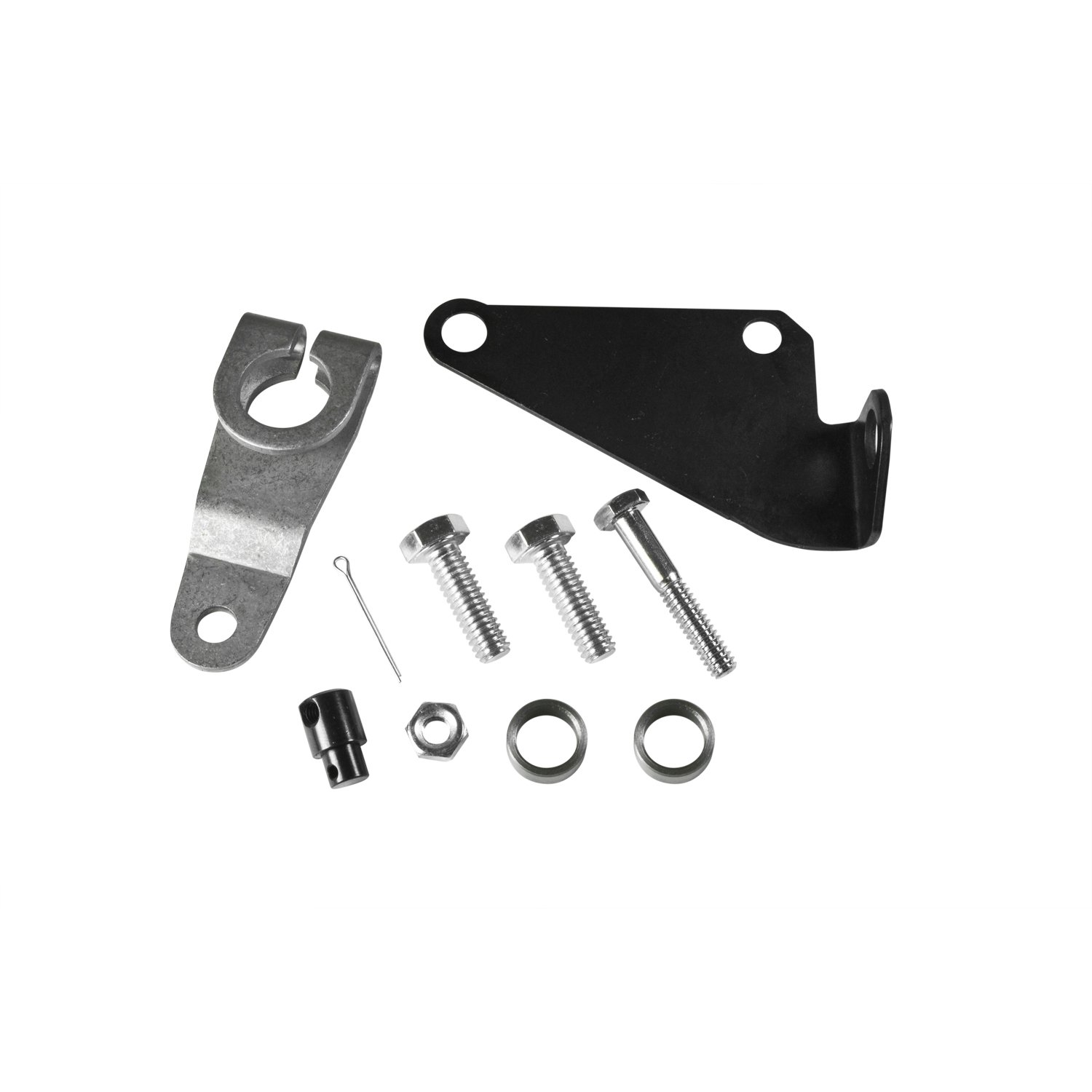 B&M Bracket and Lever Kit for Ford C6 Automatic Transmissions