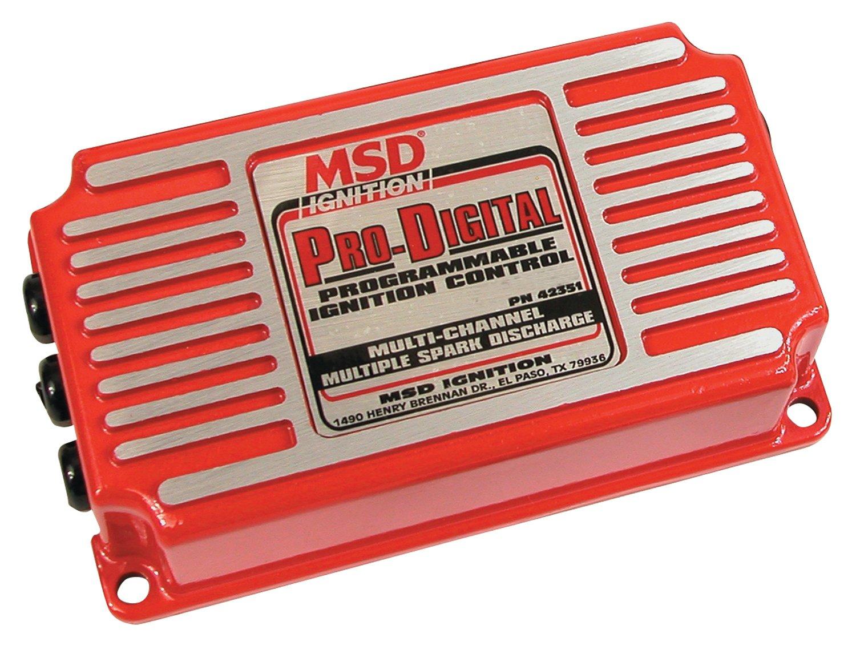 MSD 42351 3-Channel Jet Ski Ignition