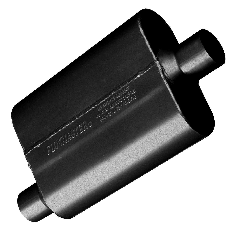 FLOWMASTER 40-SERIES EXHAUST MUFFLER 42443 BUICK CHRYSLER CHEVY DODGE GMC OLDS++