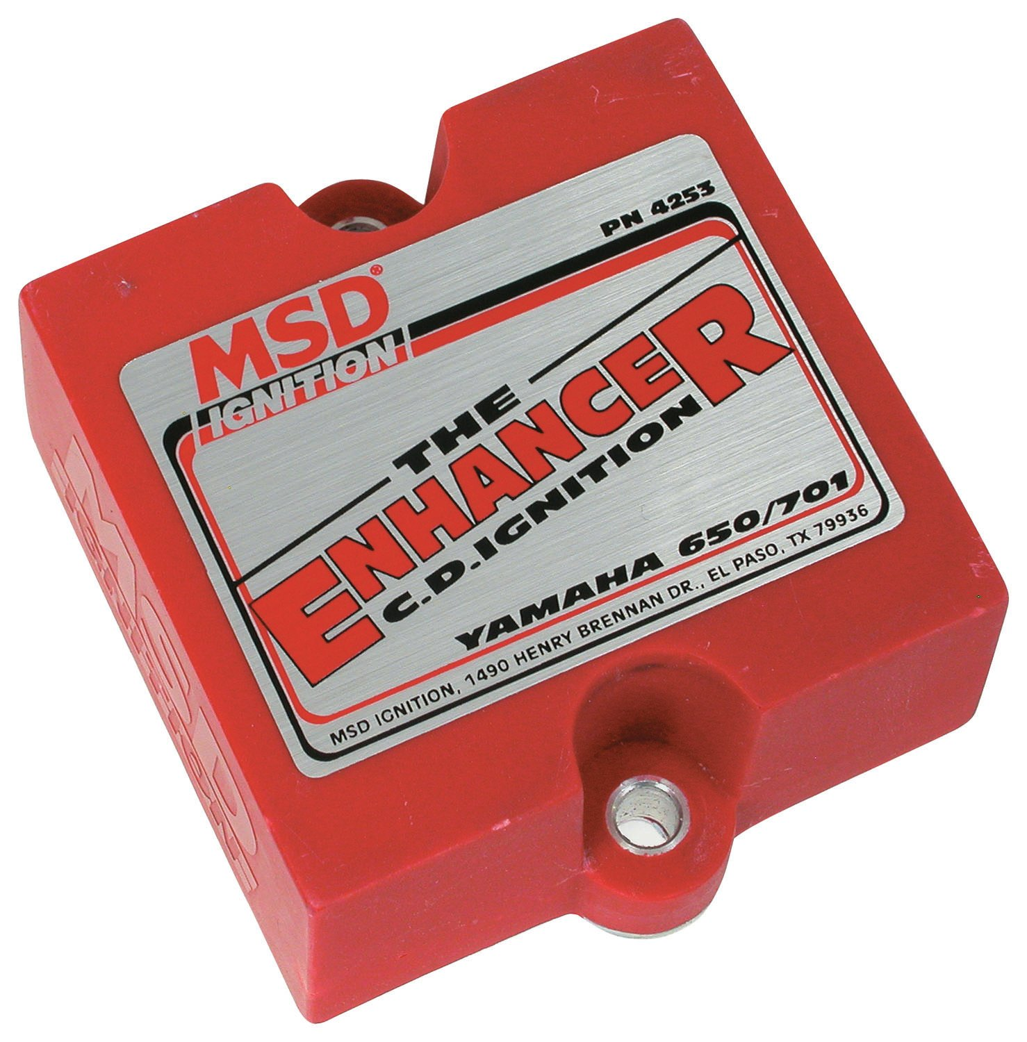 4253 powersports 4253 enhancer ignition, 650 701 yamaha msd yamaha 701 msd enhancer wiring diagram at nearapp.co
