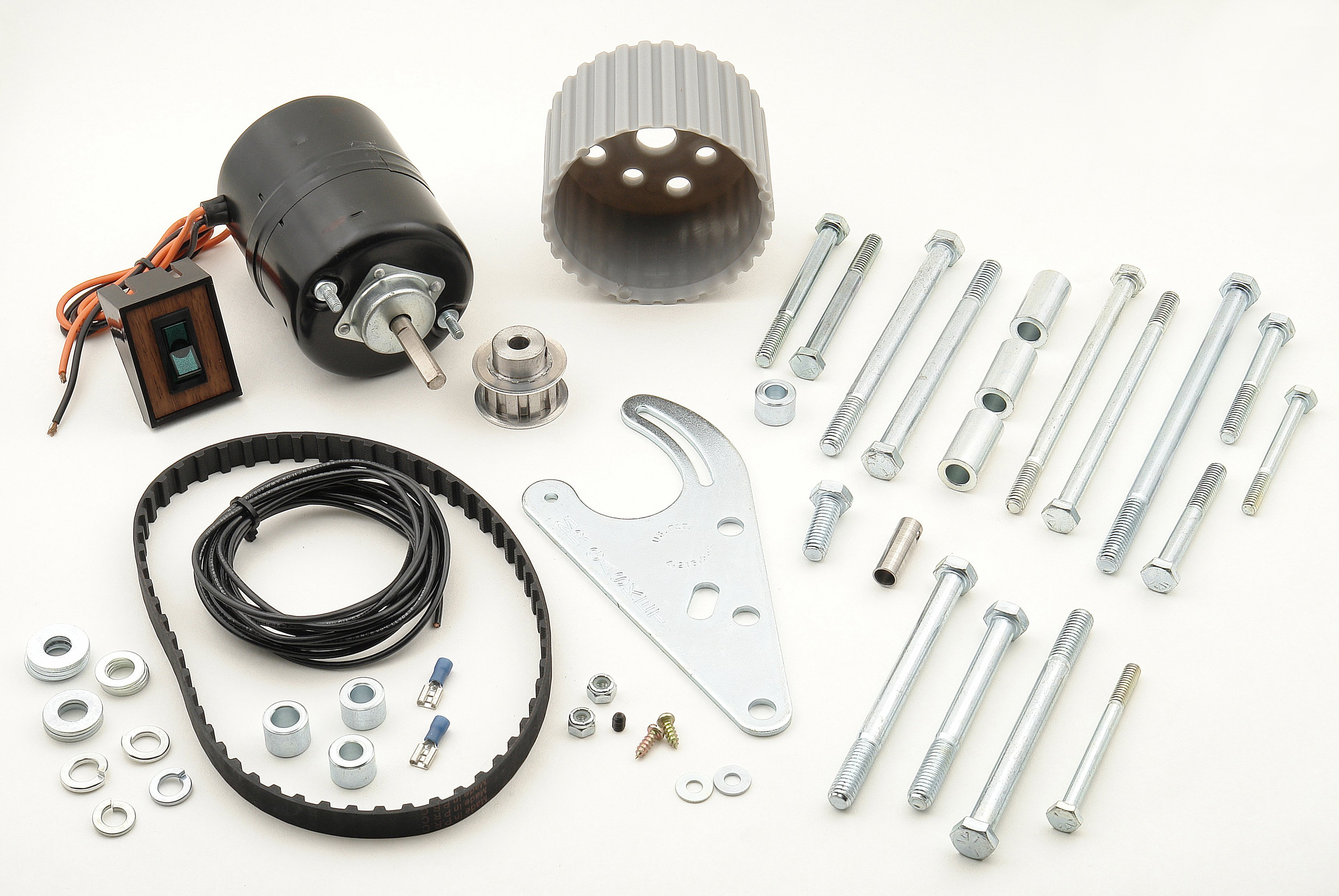 Mr  Gasket Electric Water Pump Drive Kit