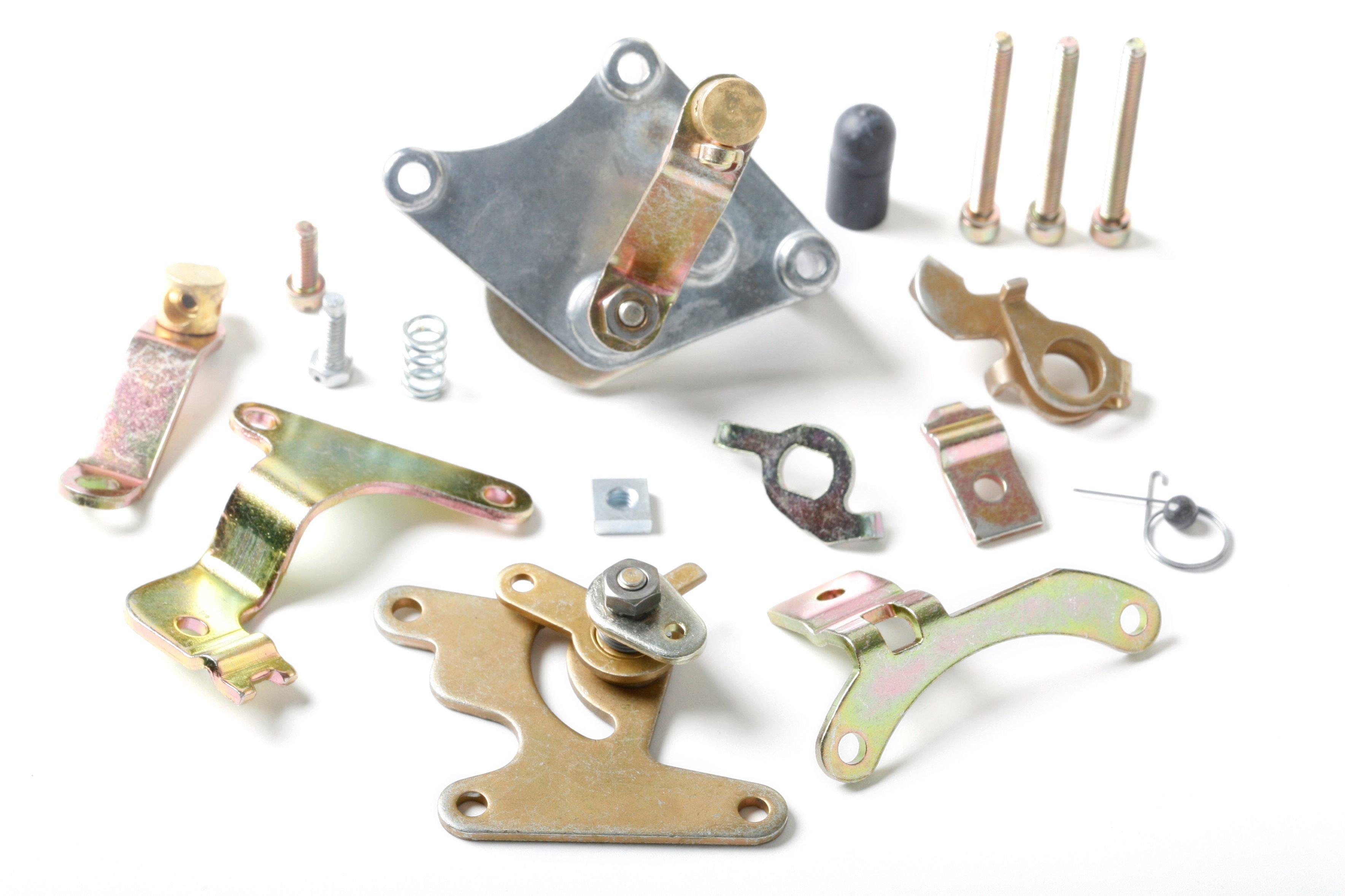 Manual Choke Kits Holley 2300 4150 4160 Models Holley 45-225