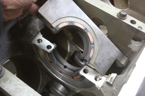Everything LS thrust bearing