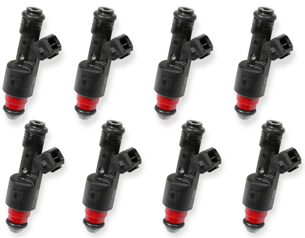 Holley EFI 522 228 220PPH Fuel Injector Kit