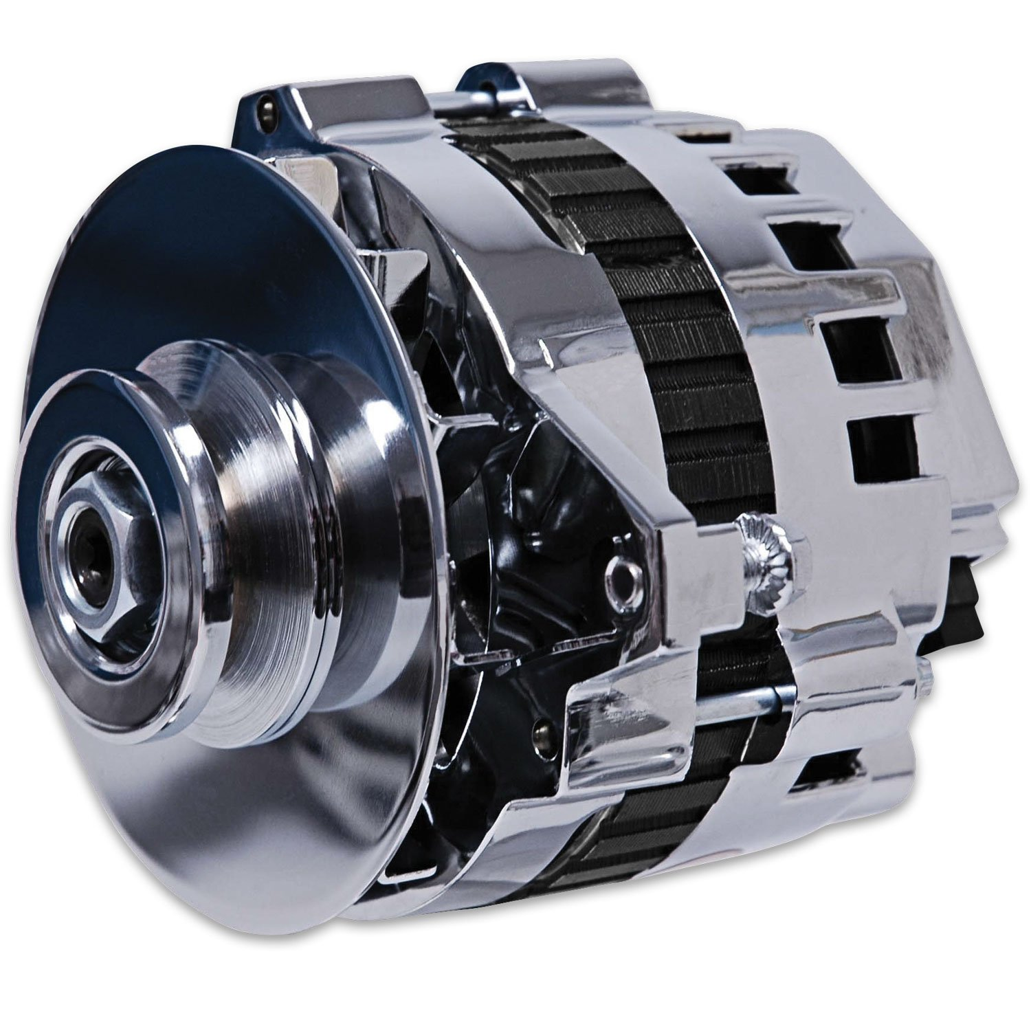 5322 - 5322 - Dynaforce Alternator 120 AMP Chrome Image