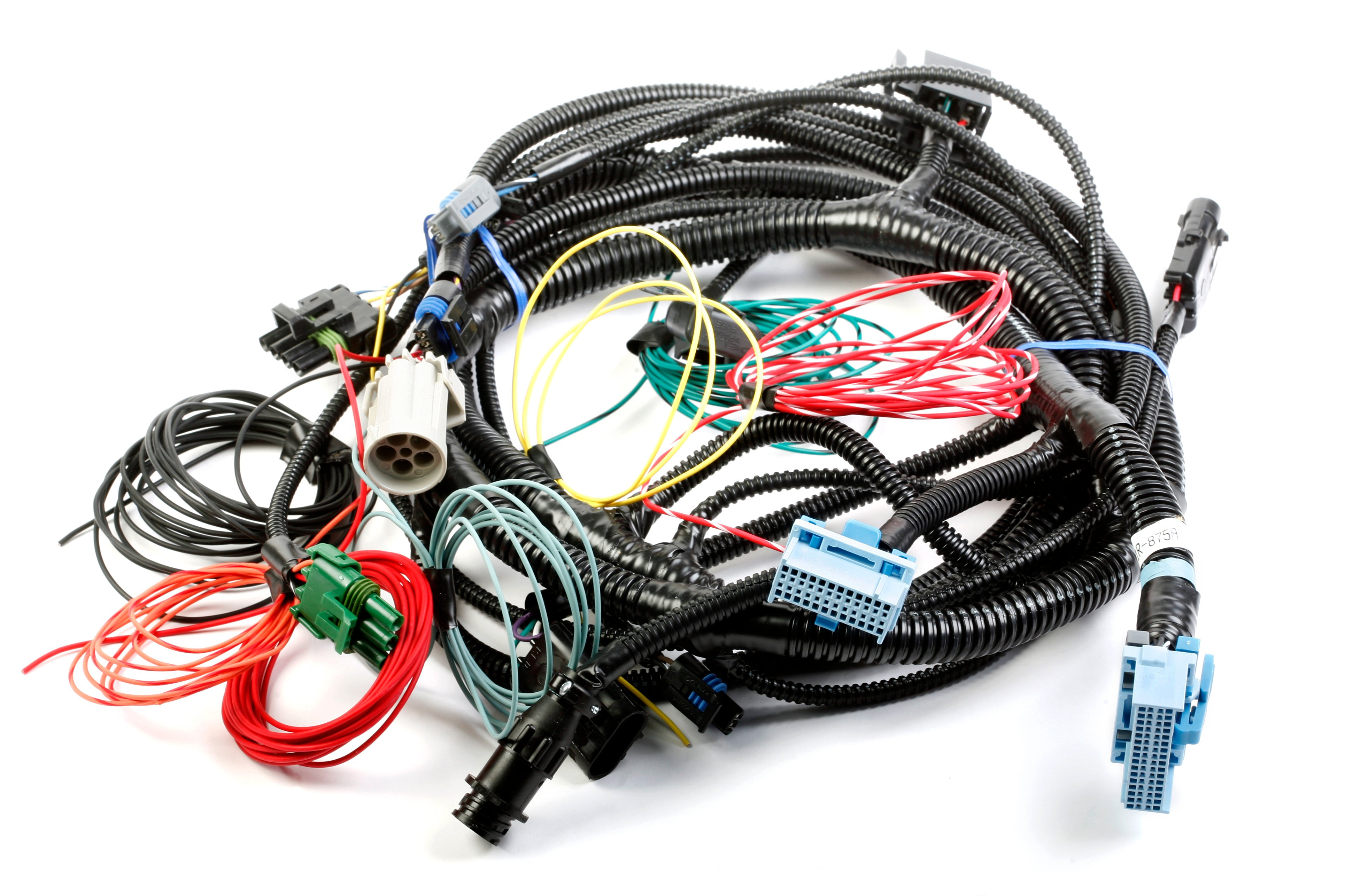 holley 534 142 lts replacement wiring harness