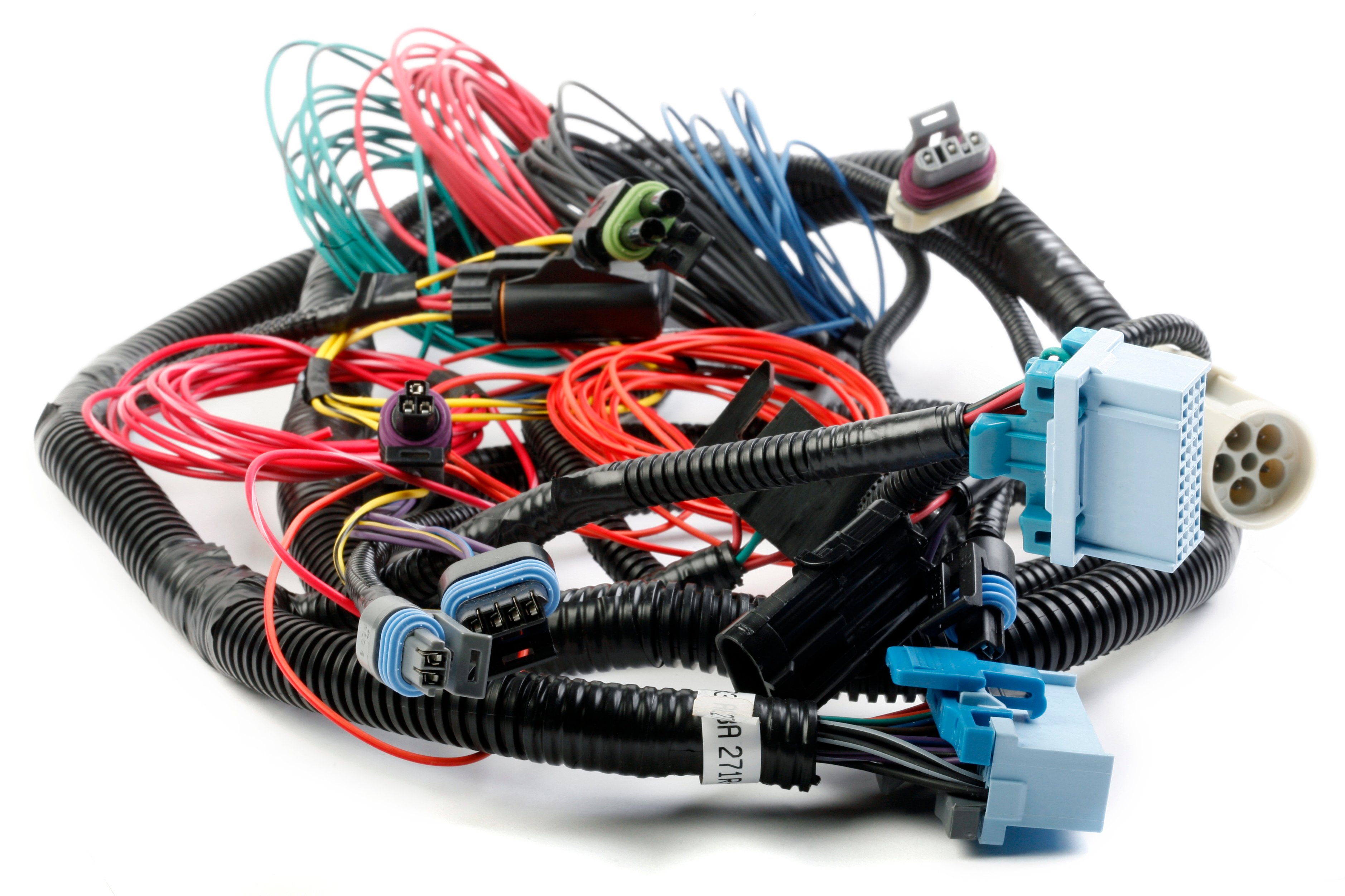 msd street fire wiring diagram holley 534 147 replacement main    wiring    harness  holley 534 147 replacement main    wiring    harness