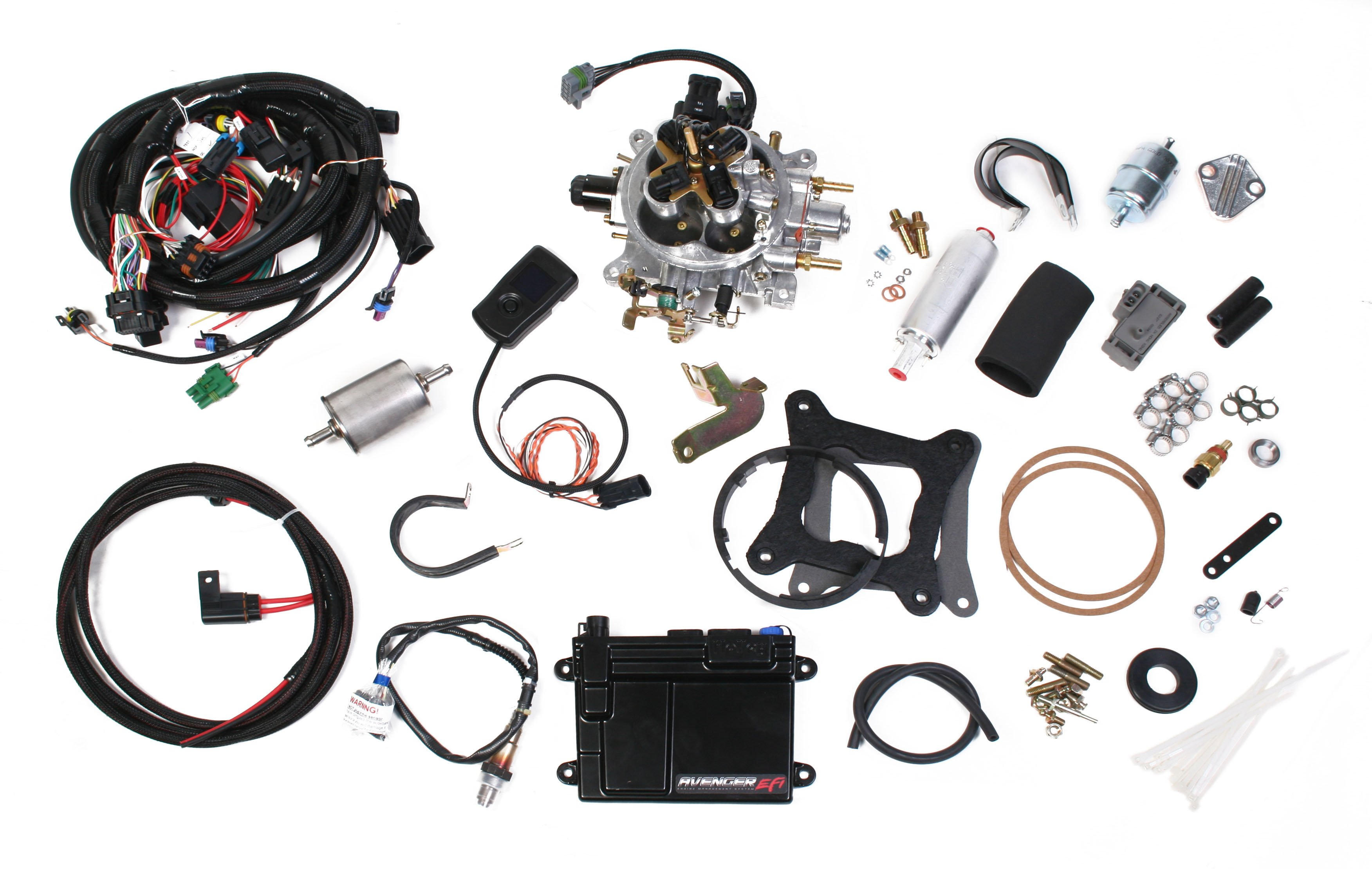 tbi fuel injection wiring harness holley efi 550 400 avenger efi 4bbl throttle body fuel injection  holley efi 550 400 avenger efi 4bbl
