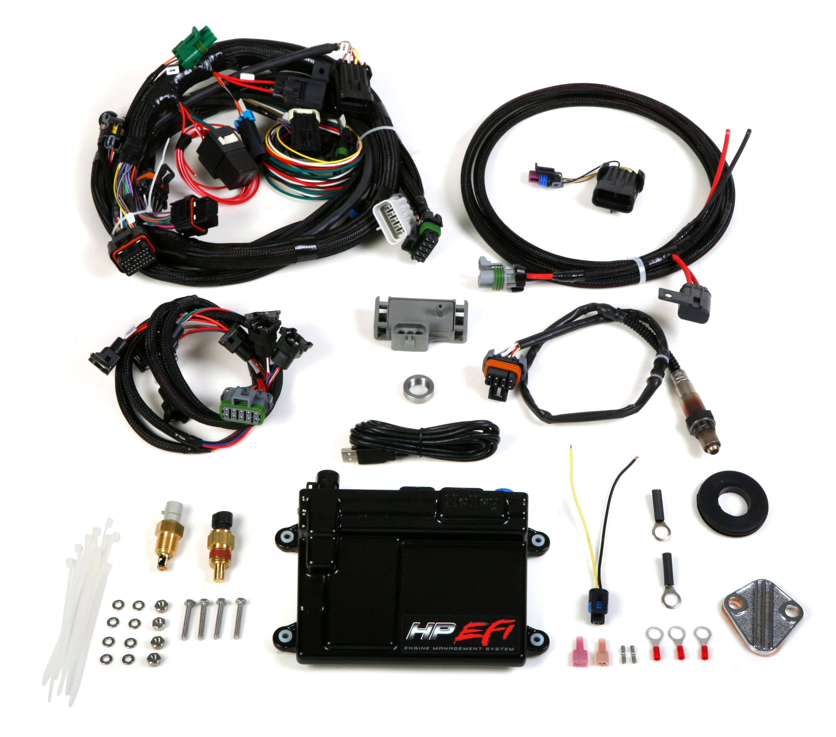 Holley Efi 550 601 Hp Ecu Harness Kits Gm Dis Ignition Module Larger Image