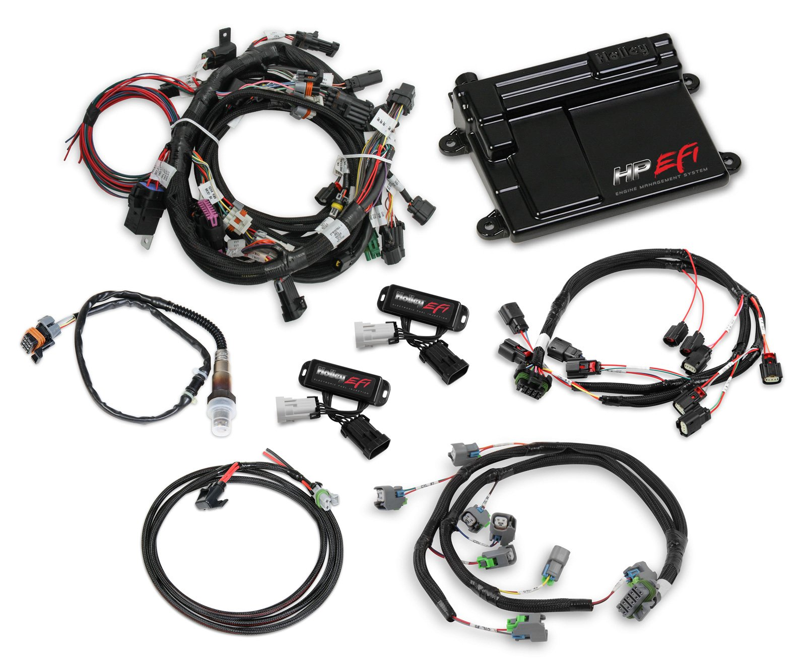 550-628 - Ford Coyote Ti-VCT Capable HP EFI Kit, (Does