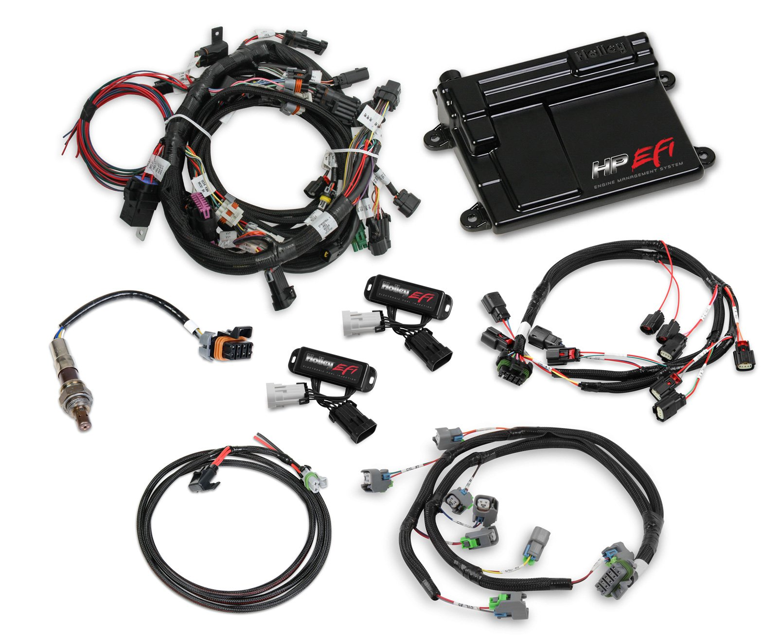 Ford Coyote Ti-VCT Capable HP EFI Kit, NTK O2