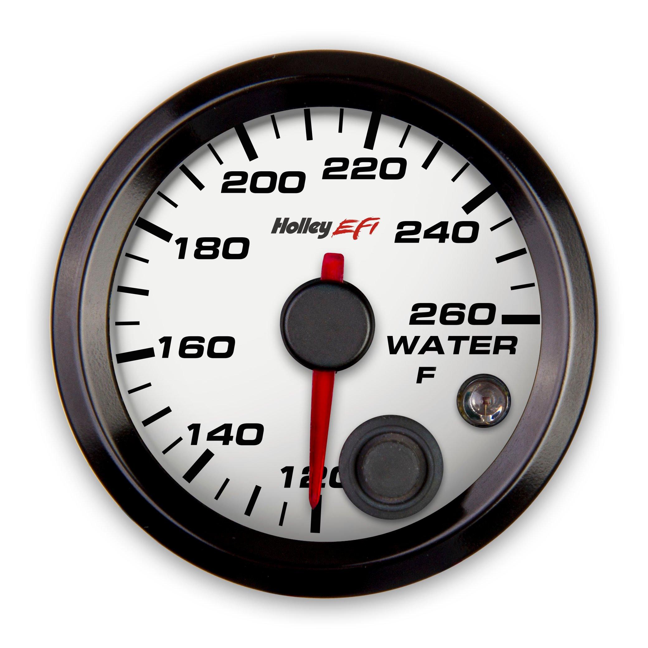 Holley EFI 553-128W Holley EFI Coolant Temp Gauge