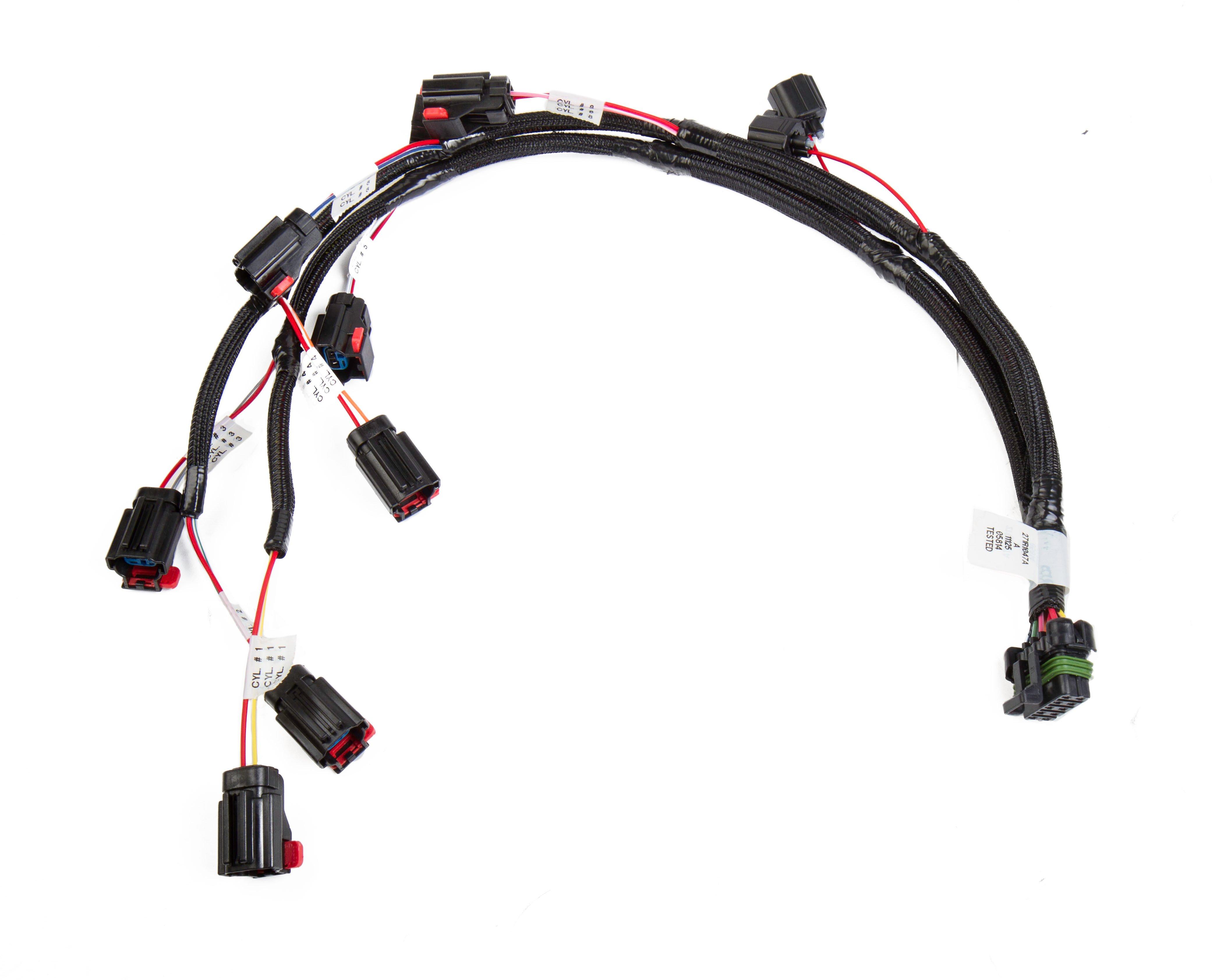 holley efi 558-310 gen iii hemi coil harness