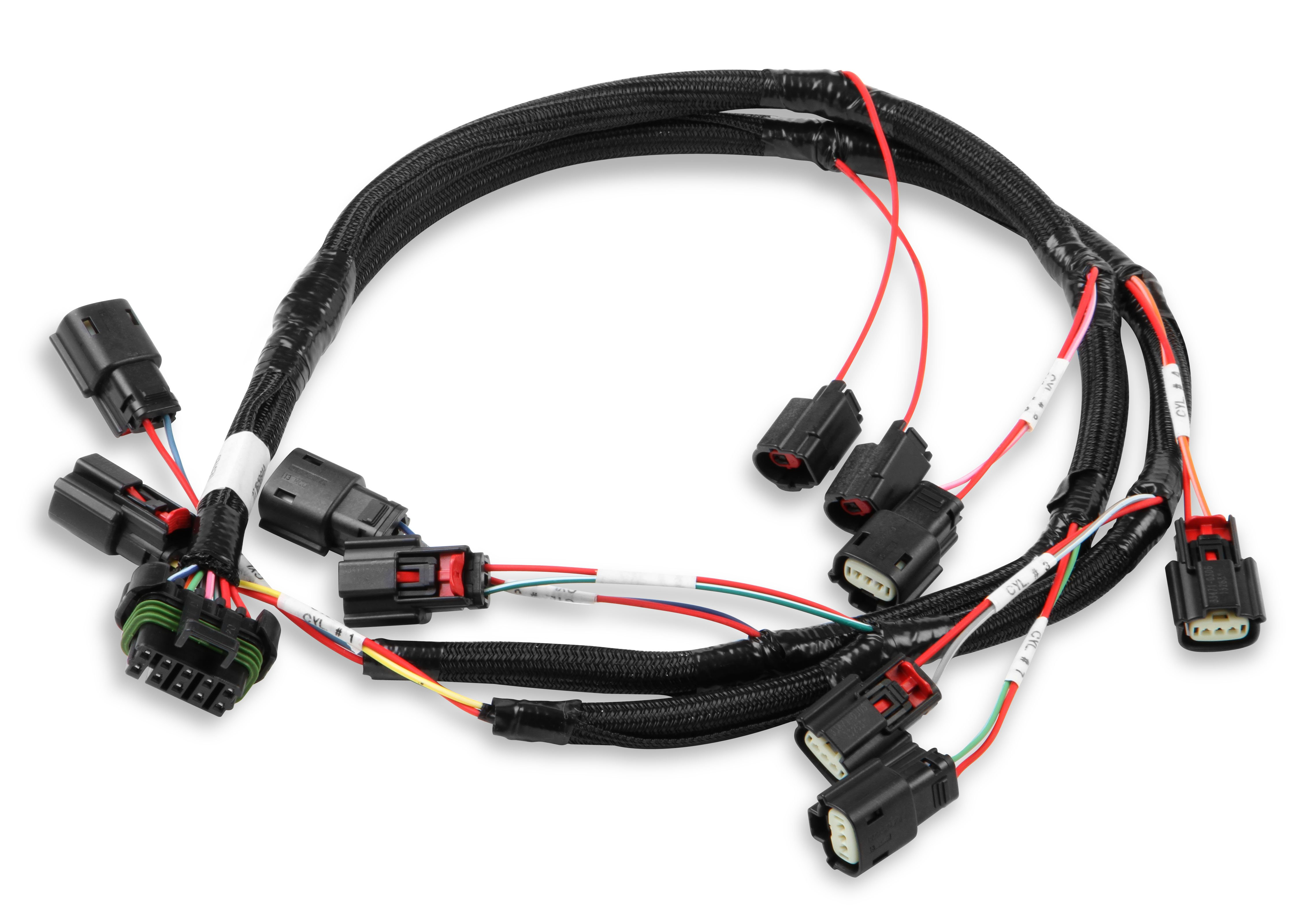 558 317 holley efi 558 317 ford coyote coil harness coyote wiring harness at panicattacktreatment.co