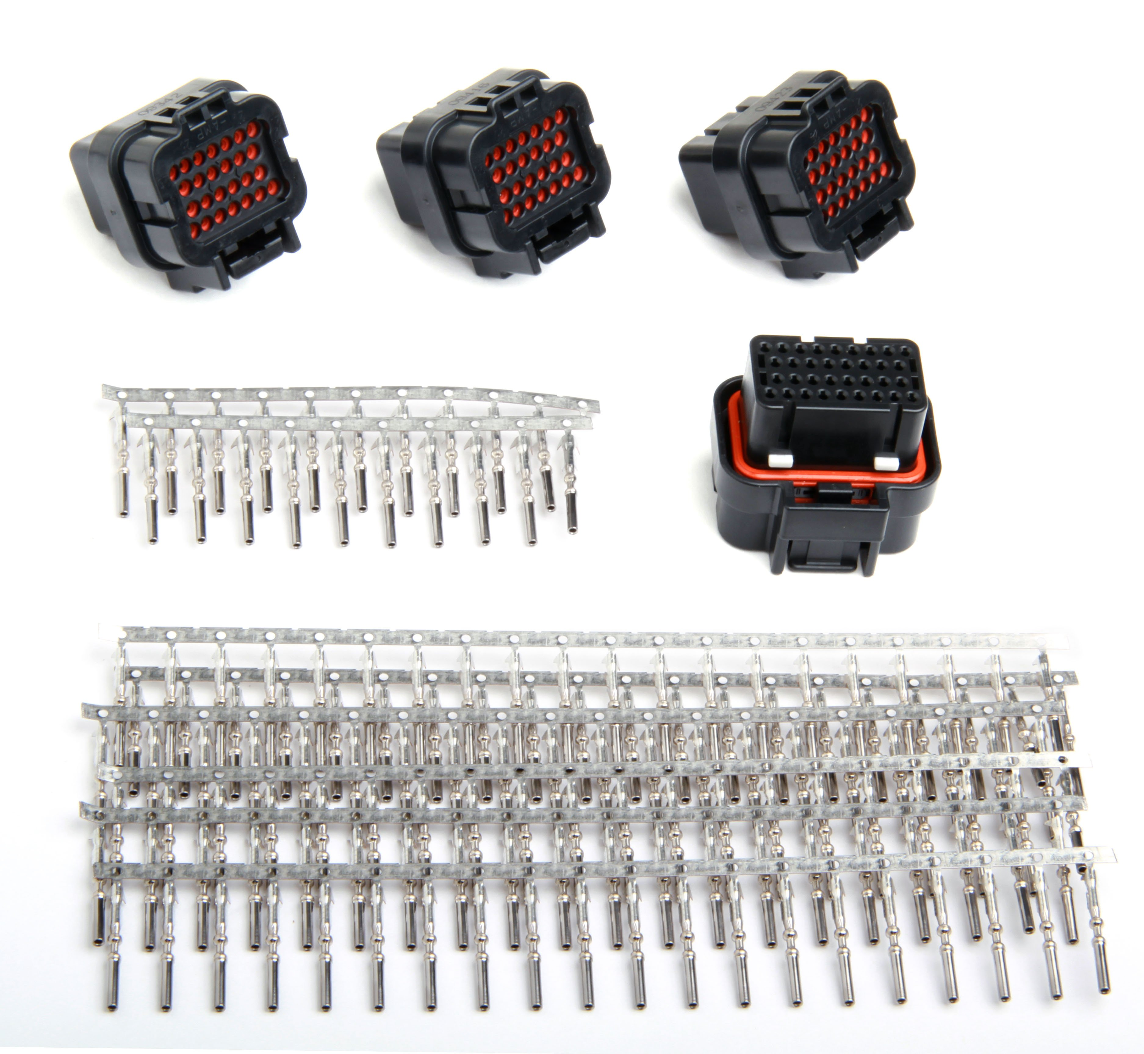 Harnesses Holley Performance Products Efi Wiring Harness Ford Expedition J2a J2b J3 J4 Connector Pin Kit