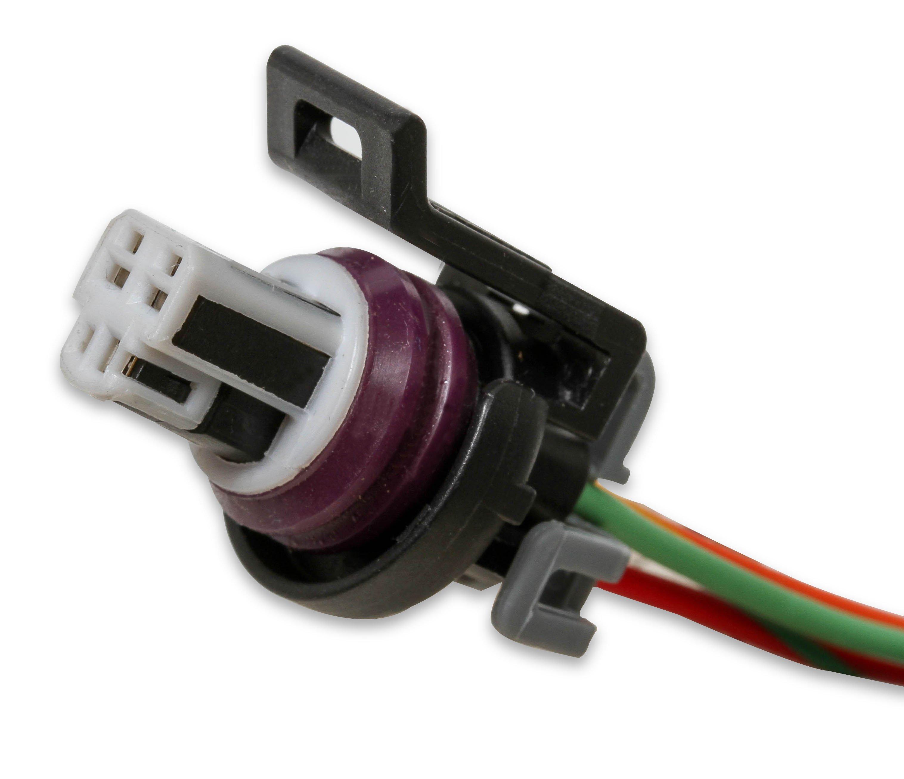 Holley EFI 558-470 Ford 4R70W/4R75W Transmission Control HarnessHolley